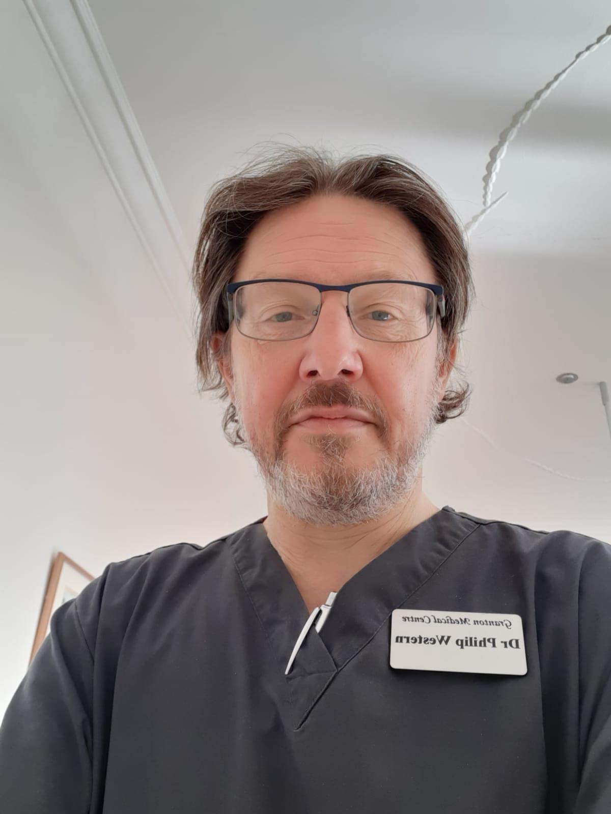 Dr Philip Western (m)